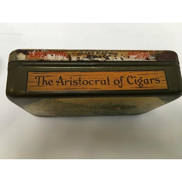 Vintage Tobacco Cigar & Cigarette Tins - Set of 3 - Image 10 of 11