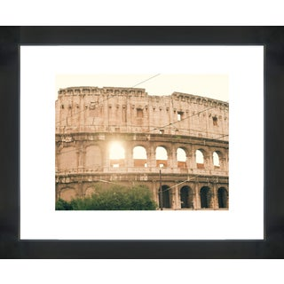 Backlight at the Coliseum Photograph