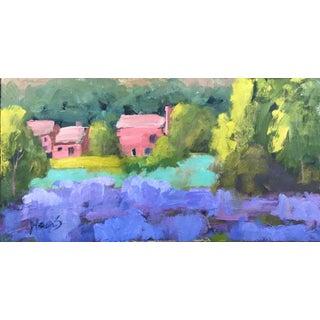 Matanzas Creek Lavender Painting