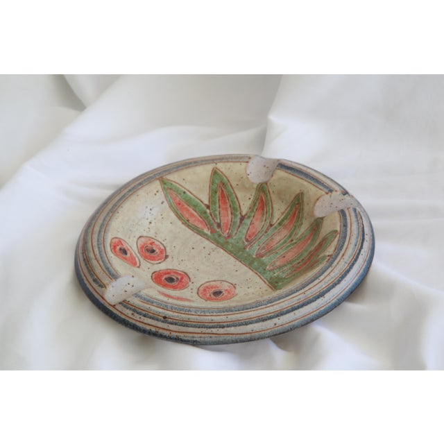 Image of Mid-Century Abstract Modern Ashtray