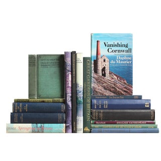 Scenic British Tour Books - Set of 16