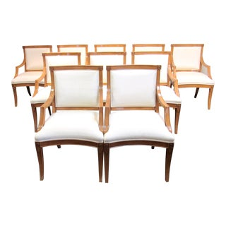J. Robert Scott Tuscany Italian Arm Chairs