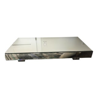 West Elm Mirrored Coffee Table