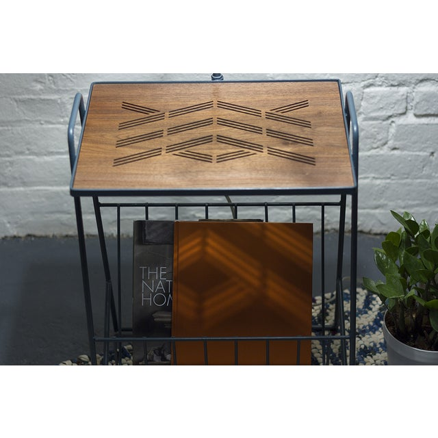 Luna Side Table & Lamp by Frucs - Image 5 of 9