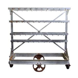 Large Industrial Hook Rack