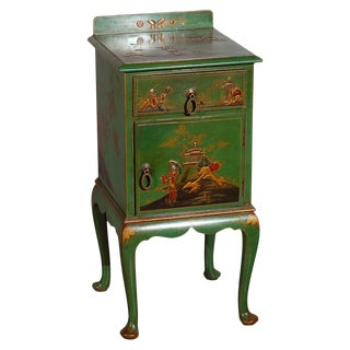 Chinoiserie Decorated Night Stand