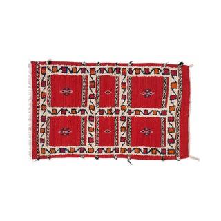 Small Berber Rug- 2′ × 3′3″