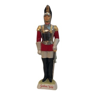 "Vintage Sicilian ""Italian Royal Guard"" Decanter"
