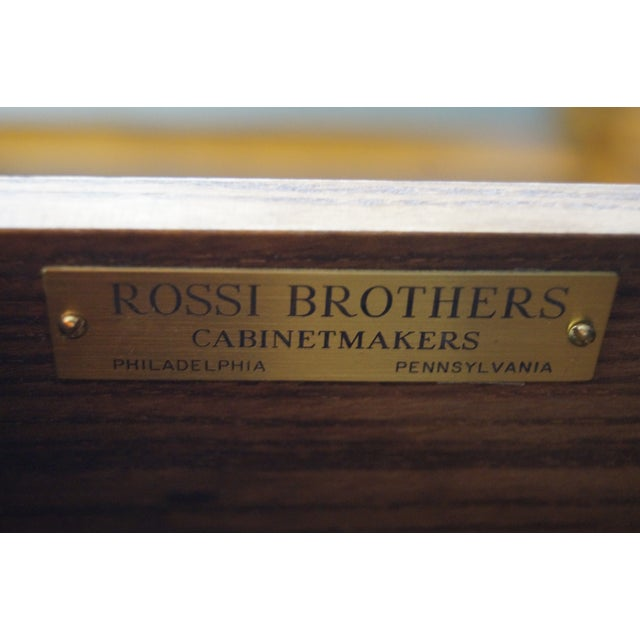 Rossi Brothers French Louis XV Style Armoire - Image 8 of 10