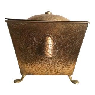 Vintage Chinese Brass Heater/Steamer