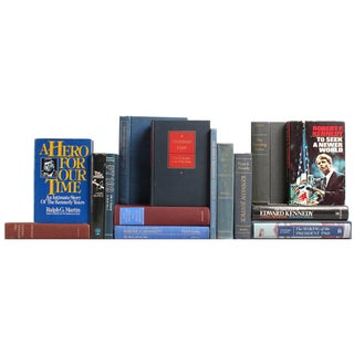 The Kennedy Legacy Books - S/15