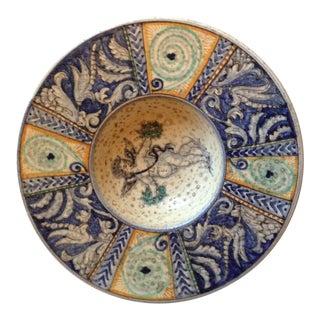 Gubbio Italian Ceramic Bowl