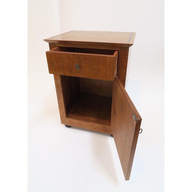 Beidermeier Style Small Cabinet - Image 5 of 8