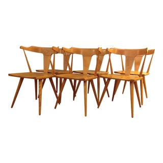Mid-Century Paul McCobb Dining Chairs - 6