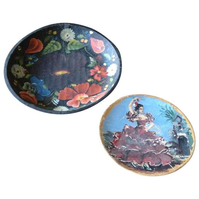 Vintage Decorative Plates 15