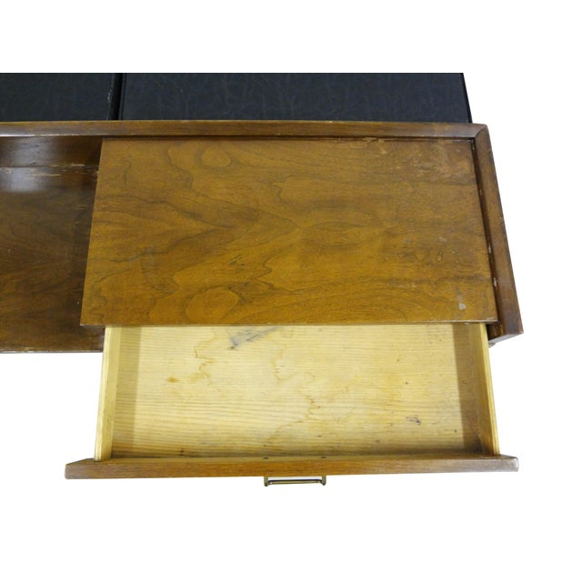 Image of American of Martinsville Coffee Table Bench