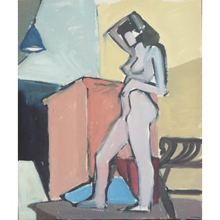 Bay Area Figurative Female Nude