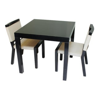 Van Keppel-Green Nook Table & 2 Chairs Set
