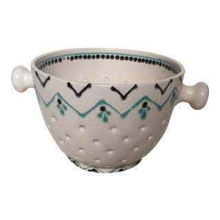 Anthropologie Ceramic Colander
