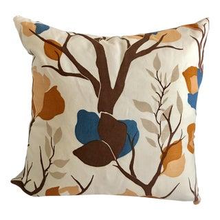 Lulu DK Branch Patterned Pillow
