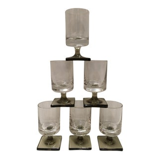 Georg Jensen for Rosenthal Shot Glasses -Set of 6