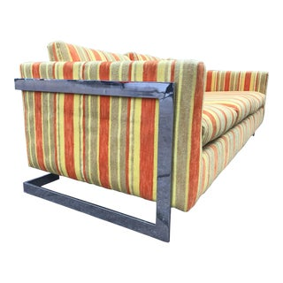 Milo Baughman Sofa for Carsons Furniture
