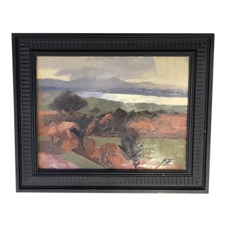 Impressionistic English Landscape by James Fry #1