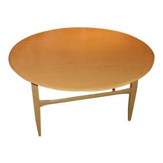 Heywood Wakefield Drop-Leaf Table