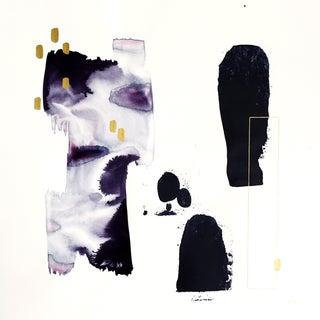 "Beth Winterburn Abstract - ""Downtown"""