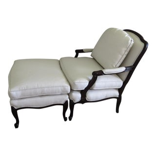 La-Z-Boy Elisabeth Stationary Chair & Ottoman