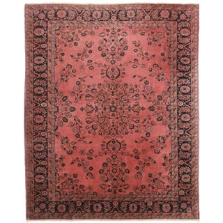 Hand-Knotted Turkish Sparta Rug - 7′10″ × 9′10″