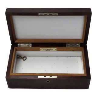 Abercrombie & Fitch Cigarette Box