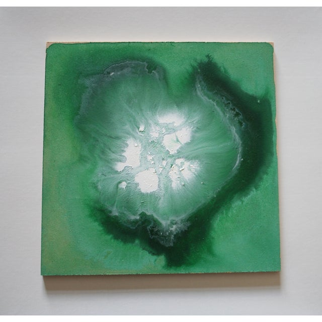 """Original Painting by Chelsea Fly - 8"""" X 8"""" No. 7 - Image 2 of 2"""