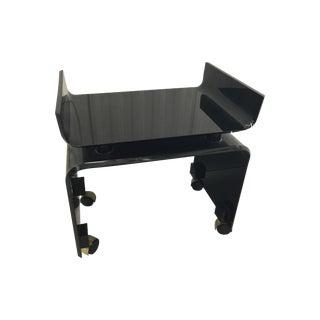 Mid-Century Modern Lucite Bench
