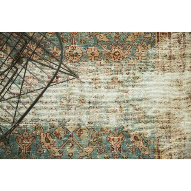 "Antique Malayer Rug Runner - 3'6"" x 13'3"" - Image 4 of 10"