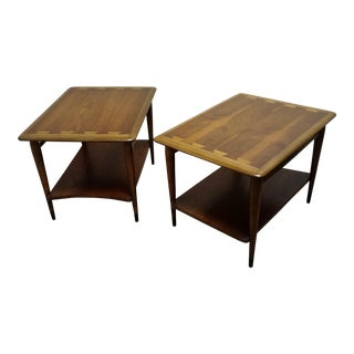 Lane Acclaim End Tables - A Pair