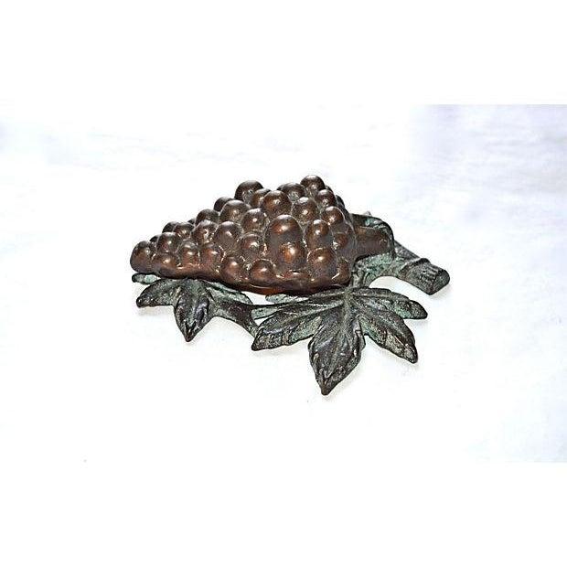 Bronze Grape Bunch Door Knocker - Image 7 of 8