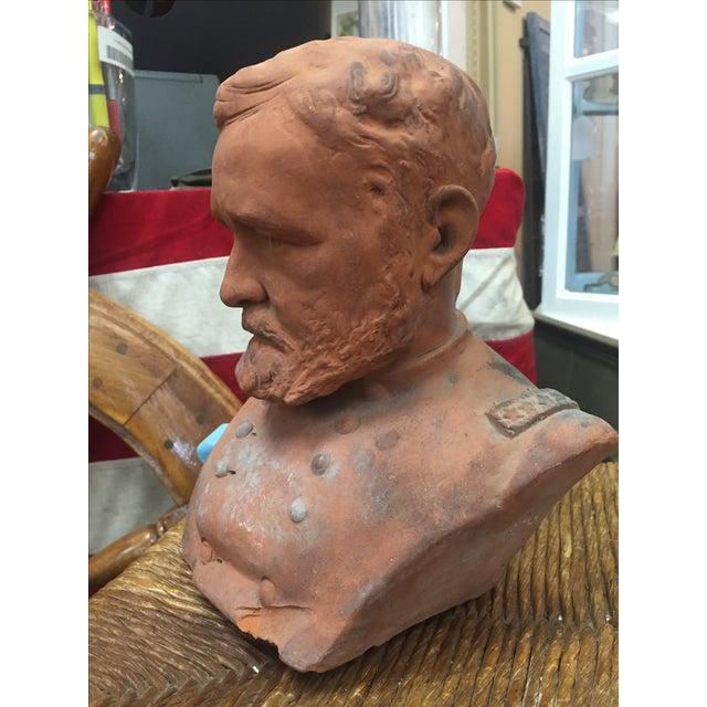 U. S. Grant Memorial Bust - Image 6 of 7