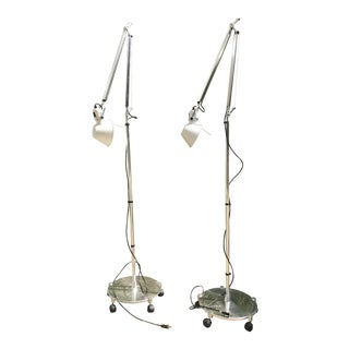 Artemide Floor Lamps - A Pair
