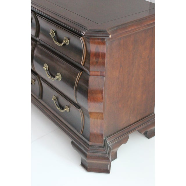 Image of Cherry Wood Bombay Style Dresser by Century