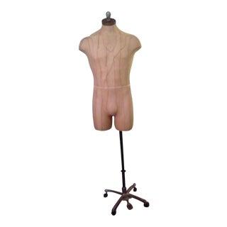 Vintage Adjustable Male Mannequin