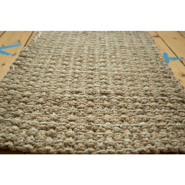 Braided Natural Fiber Entrance Mat - 2′ × 3′2″ - Image 2 of 2