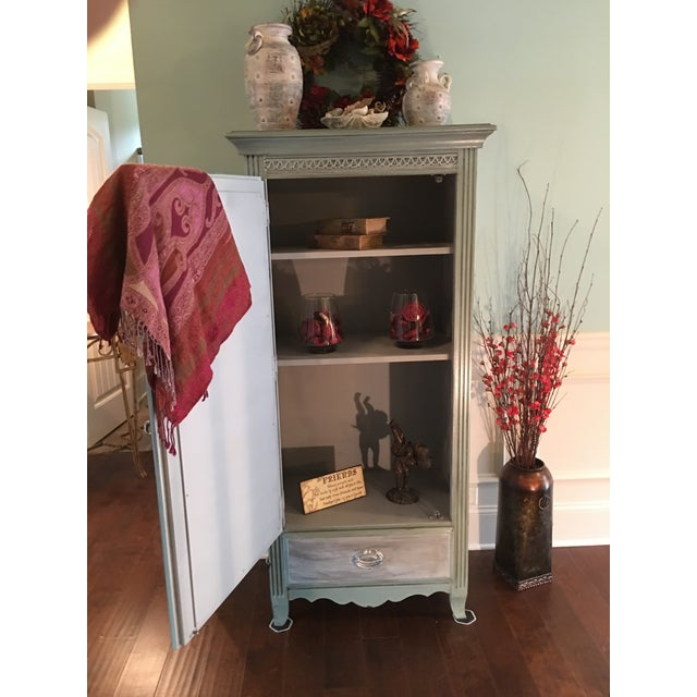 Vintage French Style Armoire - Image 4 of 5