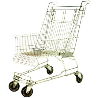 Tom Sachs Shopping Cart Chair