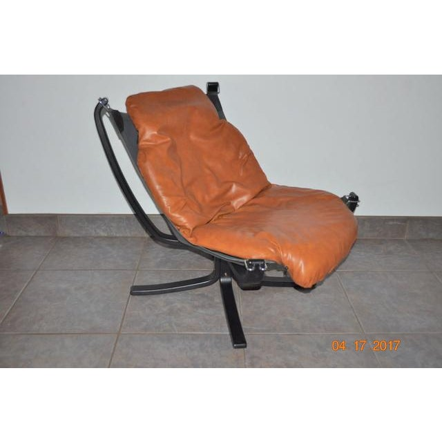 Falcon Chair and Ottoman Set - Image 5 of 8