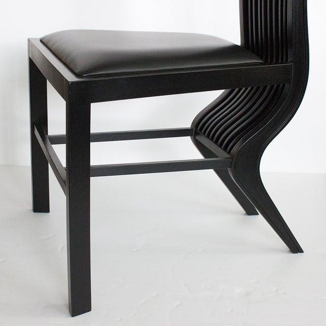 Arata Isozaki Marilyn Dining Chairs - Set of 8 - Image 7 of 10