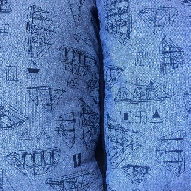Set of Three Nautical Pillows - Image 8 of 8
