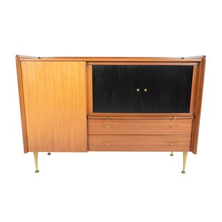 Lebus Furniture English Modern Cocktail Credenza