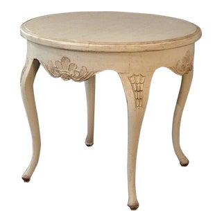Rococo Style Center Table (#81-03)