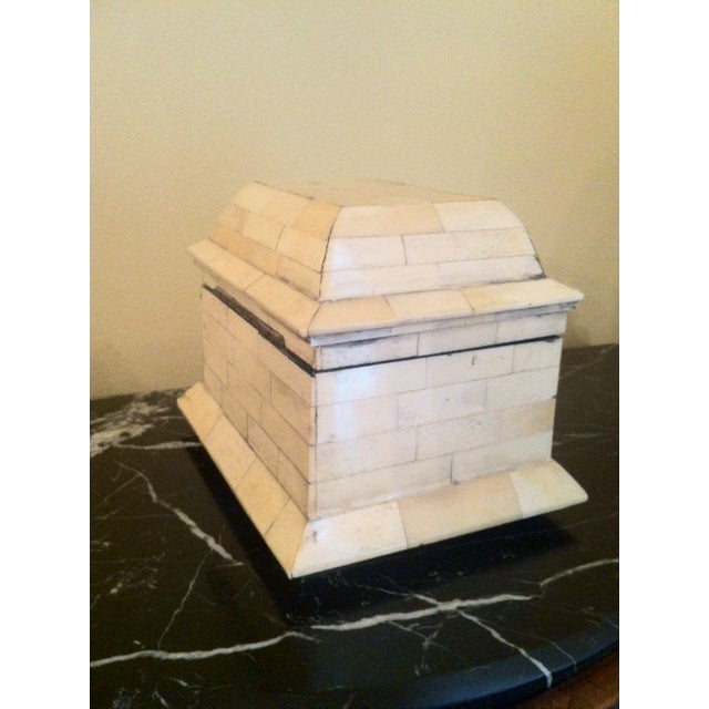 Bone Inlay Box - Image 3 of 4